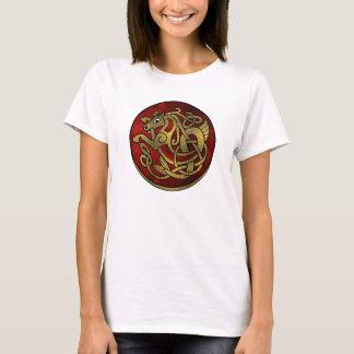 Senhora Viking Camisa