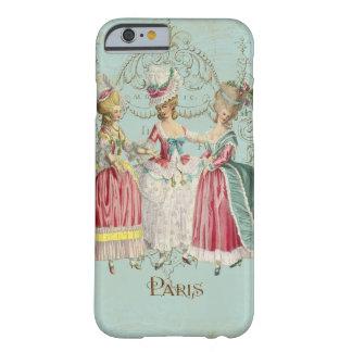 Senhoras de Marie Antoinette na espera Capa iPhone 6 Barely There