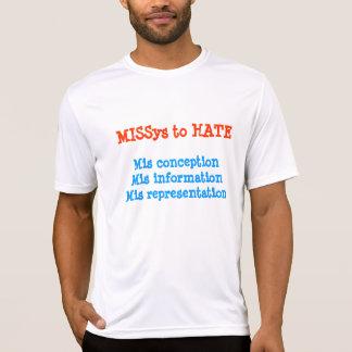 Senhorita 3 a diar t-shirt