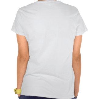 Senhorita Direito C.A.P (ver do Sr. Golpe.) T-shirts