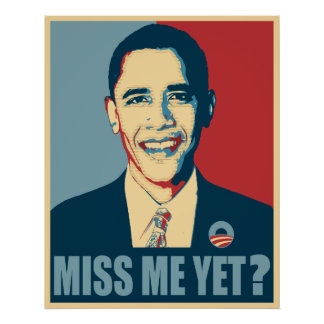 Senhorita Me Ainda de Obama? Pôster