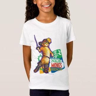 Senor agradável dos movimentos t-shirt
