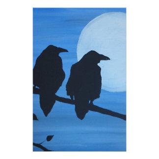 Sentinela do corvo papelaria