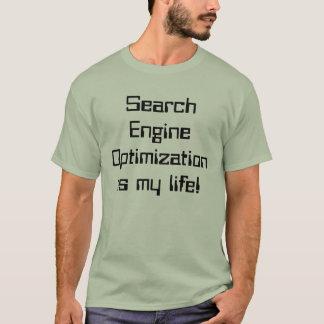 SEO é meu t-shirt da vida