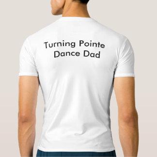 Seque a camisa apta do pai