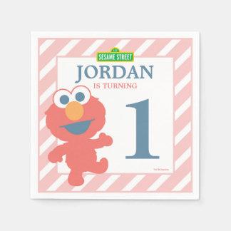 Sesame Street | Elmo - guardanapo de papel do