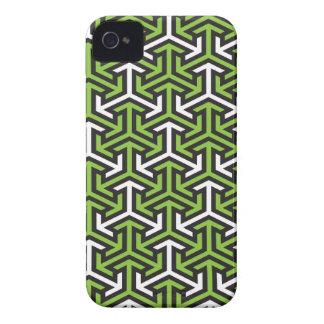 Setas verdes capas iPhone 4