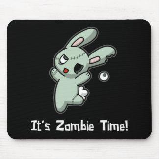 Seu tempo do zombi mouse pad