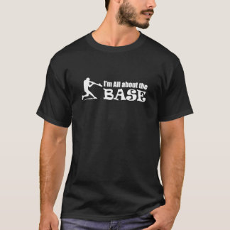 Seu toda aproximadamente a BASE - Tshirt do