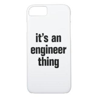 seu uma coisa do engenheiro capa iPhone 7