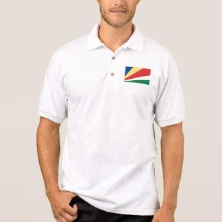 seychelles t-shirt polo