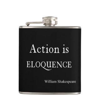 Shakespeare personalizou a ação das citações é elo