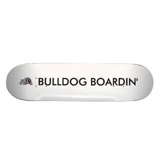 Shape De Skate 18,1cm Buldogue Boardin