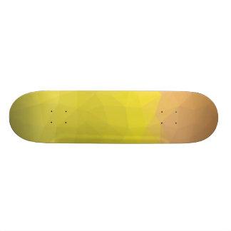 Shape De Skate 18,1cm Design abstrato & elegante de Geo - montanha