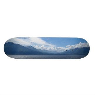 Shape De Skate 18,1cm Montanhas Uplifting de Alaska