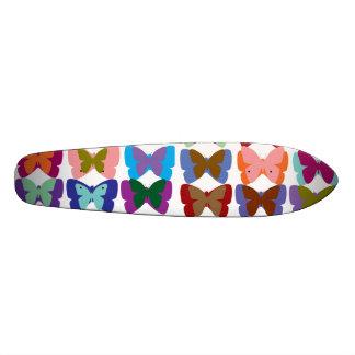 Shape De Skate 18,1cm Mostra da borboleta
