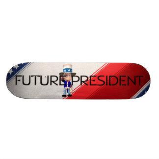 Shape De Skate 18,1cm Presidente do futuro do T