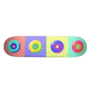 Shape De Skate 18,1cm Rodas
