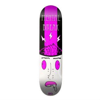 Shape De Skate 18,1cm Ruptura mental