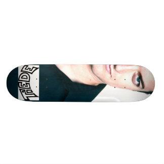 Shape De Skate 18,1cm Skateboarding de Tiede da equipe