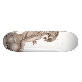 Shape De Skate 18,4cm Agitação afastado a tristeza