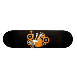 Shape De Skate 18,4cm Clube do Anime