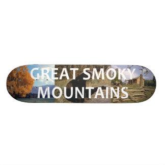 Shape De Skate 18,4cm Montanhas do enfumaçado de ABH