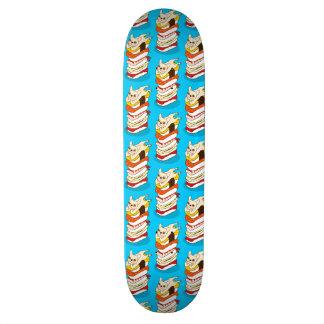 Shape De Skate 18,4cm Noite japonesa do sushi para o buldogue francês