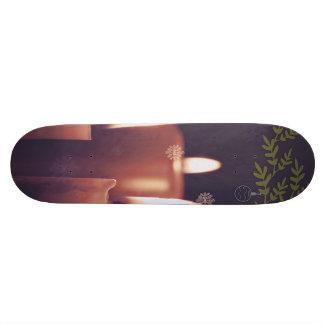 Shape De Skate 18,4cm velas do Natal
