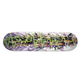 Shape De Skate 18,7cm Finalidades médicas da erva daninha da plataforma