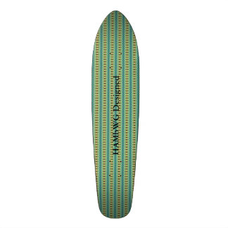 Shape De Skate 18,7cm HAMbyWG projetou - Aventurine Nouveau