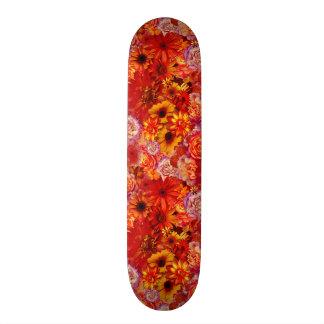 Shape De Skate 18,7cm Margaridas encarnados ricas do buquê brilhante