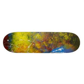 Shape De Skate 18,7cm O Grunge