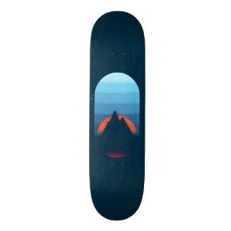 Shape De Skate 18,7cm Plataforma da montanha