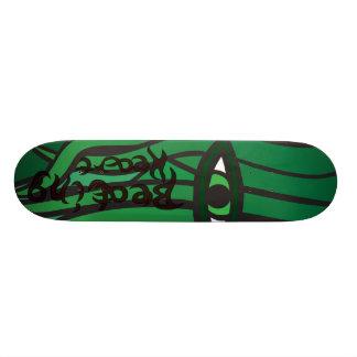 Shape De Skate 18,7cm Pode ver