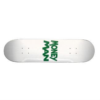 Shape De Skate 18,7cm Sempre um homem do dinheiro