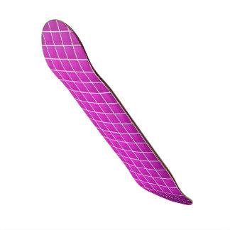 """Shape De Skate 18,7cm Tipo da plataforma: gráficos coloridos do ¾ 7"""" por"""