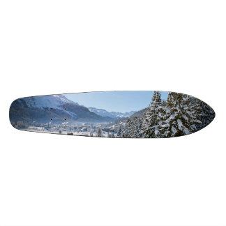 Shape De Skate 19,7cm Inverno em St Moritz