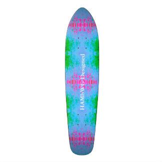 Shape De Skate 20,6cm HAMbyWG projetou - o anos 80 Califórnia