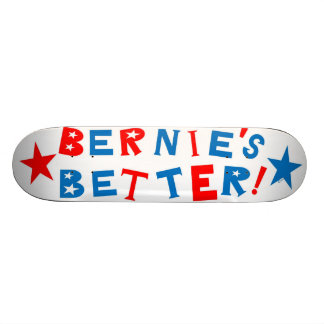 Shape De Skate 20,6cm O melhor conselho 7&7/8 de Bernies SEM as rodas