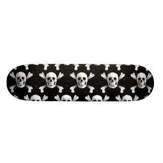 Shape De Skate 20cm Crânio & Crossbones/skate