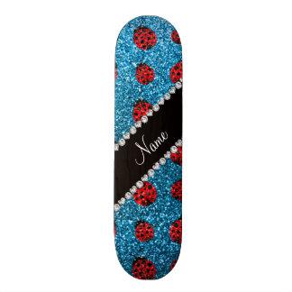 Shape De Skate 20cm Joaninha conhecido personalizado do brilho dos