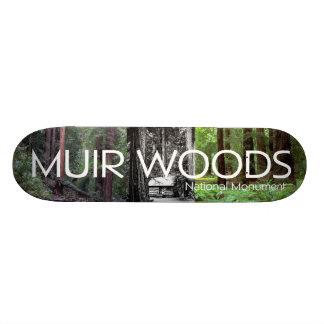 Shape De Skate 20cm Madeiras de ABH Muir
