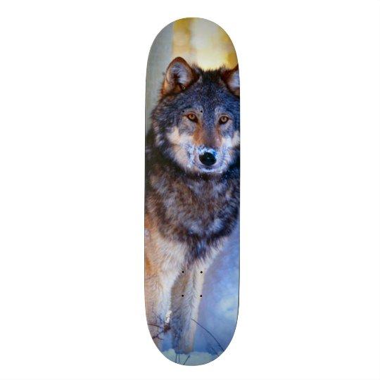Shape De Skate 20cm Rei urbano Costume Pro Parque Embarque do lobo da