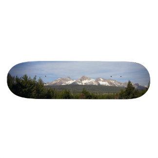 """Shape De Skate 21,6cm BullmasterGardian do """"montanhas Sawtooth """""""