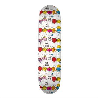 Shape De Skate 21,6cm Sr. Homem & senhorita pequena | todo em seguido