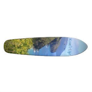 Shape De Skate 21,6cm Vida de Kaua'i