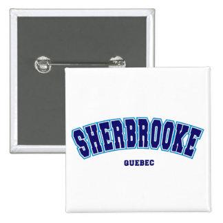 Sherbrooke escolar pins