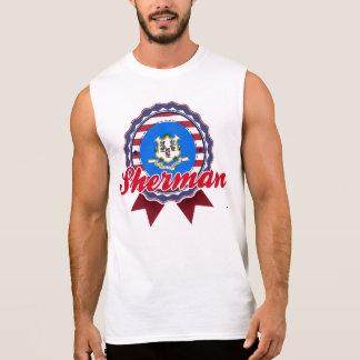 Sherman, CT Camisetas Sem Manga