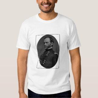 Sherman deia repórteres t-shirt